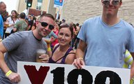 Y100 & Octoberfest in Appleton 2013 6