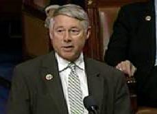 Rep. Fred Upton delivering remarks on the House Floor in Support of regulations on compounding pharmacies.