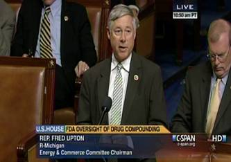 Fred Upton speaking on the House Floor