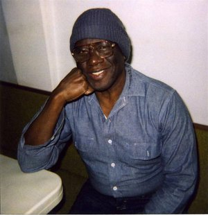 Herman Wallace is shown in this 2008 photo taken in the Louisiana State Penitentiary released to Reuters on October 1, 2013. REUTERS/Herman'