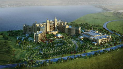 A handout shows an artist impression of Chimelong Hengqin Bay Hotel. REUTERS/EDSA/Handout via Reuters