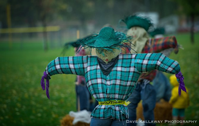 More Scarecrows that you could shake a corn stalk at !!!