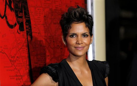 "Cast member Halle Berry poses at the premiere of ""The Call"" in Los Angeles, California March 5, 2013. The movie opens in the U.S. on March 1"