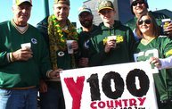 Win Over Detroit :: Y100 Tailgate Party at Brett Favre's Steakhouse 2