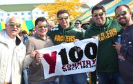 Win Over Detroit :: Y100 Tailgate Party at Brett Favre's Steakhouse 16