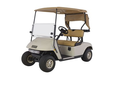 ezgo golf cart file photo