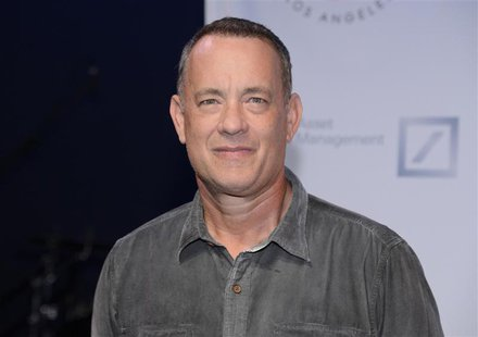 "Tom Hanks attends The Shakespeare Center of Los Angeles 23rd Annual Simply Shakespeare benefit reading of ""The Two Gentlemen of Verona"" in S"