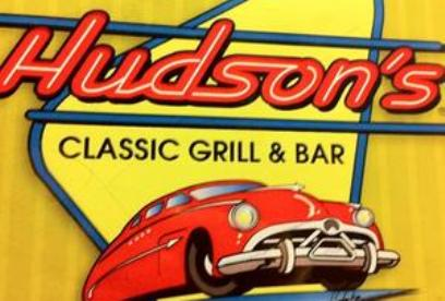 Hudson's Classic Grill logo