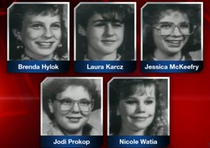 Five Pulaski teens killed after being struck by a vehicle on October 7, 1988. (Photo by: FOX 11).