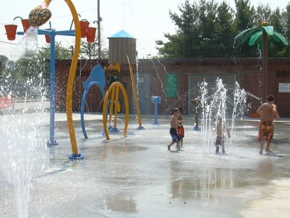 splash pad file photo