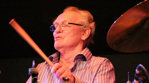 Image courtesy of Courtesy of Ginger Baker's Jazz Confusion (via ABC News Radio)