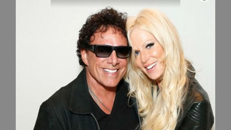 Image courtesy of PRNewsFoto/Neal Schon and Michaele Salahi (via ABC News Radio)