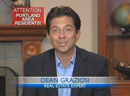 Dean Graziosi TV real estate infomercial