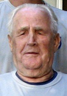 87-year-old Alfred Minka