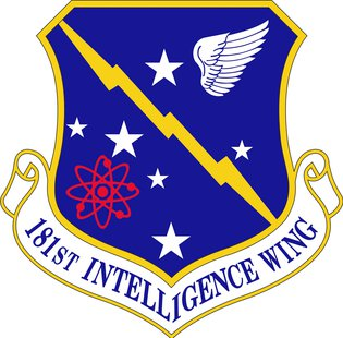 181st Intelligence Wing