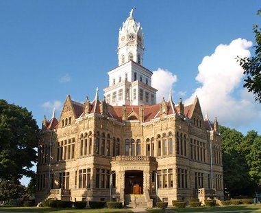 Edgar County Courthouse