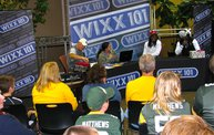 Tramon Williams & James Jones :: 1 on 1 with the Boys :: 10/10/13 21