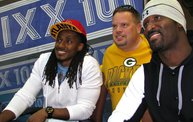 Tramon Williams & James Jones :: 1 on 1 with the Boys :: 10/10/13 8