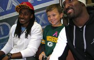 Tramon Williams & James Jones :: 1 on 1 with the Boys :: 10/10/13 6