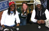 Tramon Williams & James Jones :: 1 on 1 with the Boys :: 10/10/13 19
