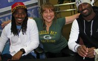 Tramon Williams & James Jones :: 1 on 1 with the Boys :: 10/10/13 18