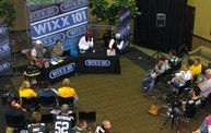 Tramon Williams & James Jones :: 1 on 1 with the Boys :: 10/10/13 29