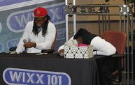 Tramon Williams & James Jones :: 1 on 1 with the Boys :: 10/10/13 10
