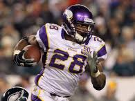Adrian Peterson  (Photo credit: CBS)