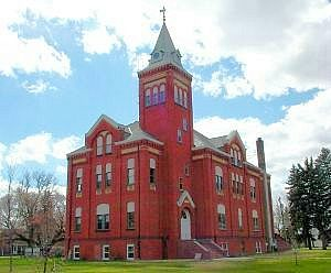 Griggs County Courthouse