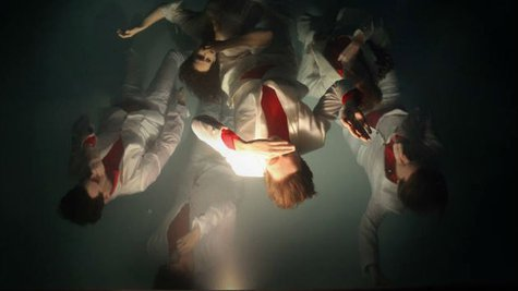 Image courtesy of Facebook.com/ArcadeFire (via ABC News Radio)