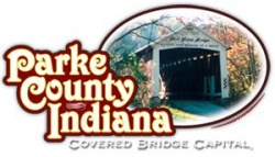 Parke County Covered Bridge Logo