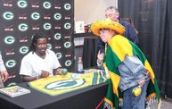 Eddie Lacy @ Verizon Wireless in Oshkosh With WIXX 17