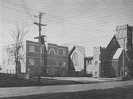 St.Marks Lutheran Church Circa 1952