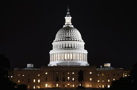 Senator Thune votes to end the partial government shutdown and prevent default. KELO AM file)