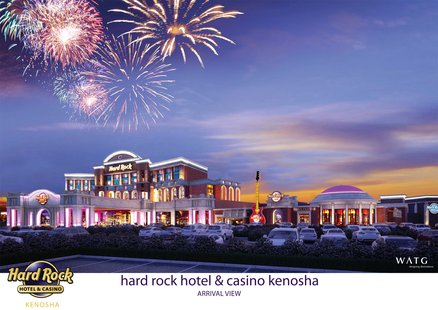 Hard Rock Hotel & Casino in Kenosha
