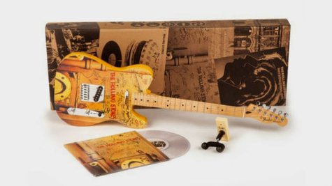 Image courtesy of Fender/ABKCO (via ABC News Radio)