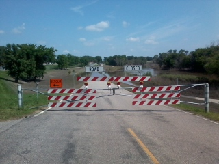 Elm Street Closed