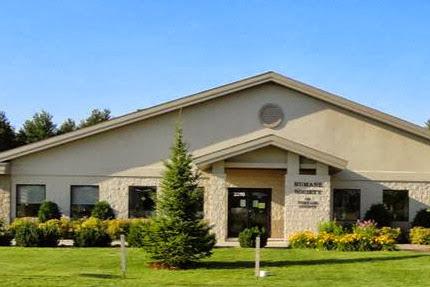 The Portage County Humane Society headquarters in Plover