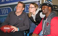 AJ Hawk & James Jones :: 1 on 1 with the Boys :: 10/17/13 5