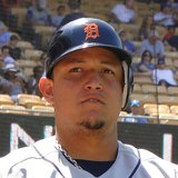 Tigers Third Baseman Miguel Cabrera, 2011. Photo by Cbl62.