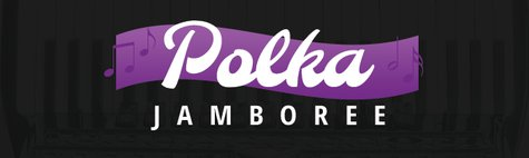 The WDEZ Polka Jamboree logo