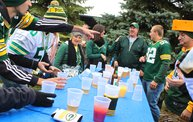 Green & Gold Fan Zone Coverage of the 2013 Season 21