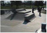 Voorhees Skate Park