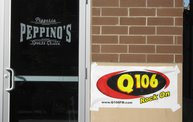Q106 at Peppino's (10-11-13) 12