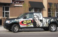 Q106 at Peppino's (10-18-13) 12