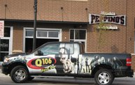 Q106 at Peppino's (10-18-13) 11