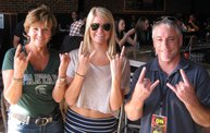 Q106 at Peppino's (10-11-13) 9