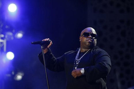 U.S. singer CeeLo Green performs during the 12th Mawazine World Rhythms international Music Festival in Rabat June 1, 2013. REUTERS/Youssef