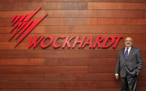 Habil Khorakiwala, chairman of Indian generic drugmaker Wockhardt, poses for a picture at the company's head office in Mumbai August 13, 201