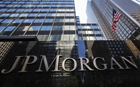 The headquarters of JP Morgan Chase & Co in New York is pictured in this September 19, 2013 file photo. REUTERS/Mike Segar/Files